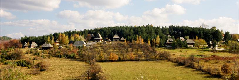 Panorama Sirogojno